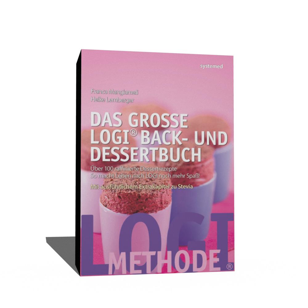 Das große LOGI Back- und Dessertbuch